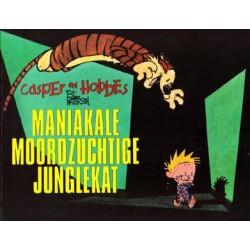 Casper en Hobbes 09 Maniakale moordzuchtige junglekat
