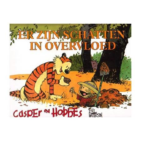 Casper en Hobbes  10 Er zijn schatten in overvloed 1e druk