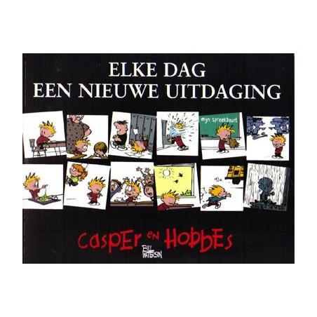 Casper en Hobbes  13 Elke dag een nieuwe uitdaging 1e druk