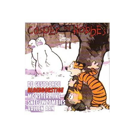 Casper en Hobbes  07 Gestoorde bloeddorstige sneeuwzombies