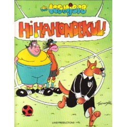 Kanjers 01<br>Hi ha Hondekul!<br>1e druk 1987