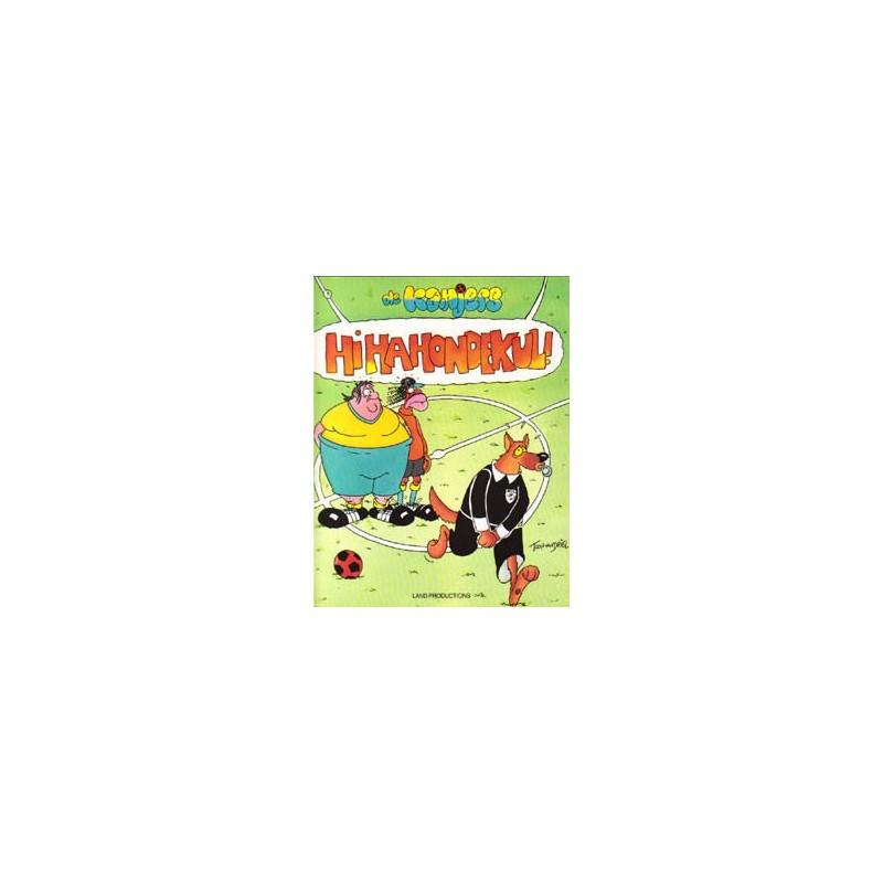 Kanjers 01 Hi ha Hondekul! 1e druk 1987