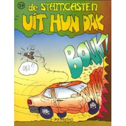 Stamgasten 37 Uit hun dak 1e druk 1999