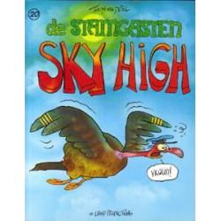 Stamgasten 20 Sky high 1e druk 1992