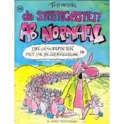 Stamgasten 16 Ab Normaal 1e druk 1990