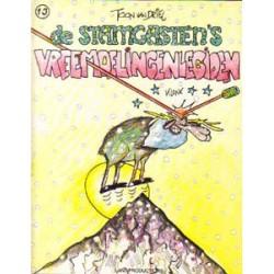 Stamgasten 13 Vreemdelingenlegioen 1e druk 1989