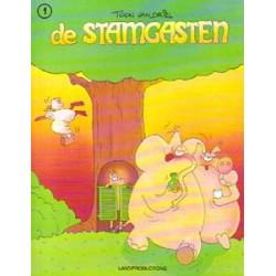 Stamgasten 01 herdruk