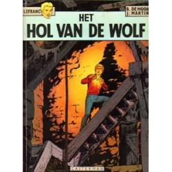 Lefranc 04 - Het hol van de wolf 1e druk 1974
