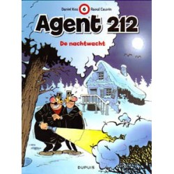 Agent 212 06 (2009)<br>De nachtwacht