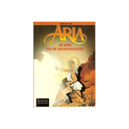 Aria  02 De berg van de heksenmeesters