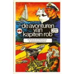Kapitein Rob pocket 14 Tweede reeks 1981
