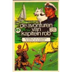 Kapitein Rob pocket 15 Tweede reeks 1982