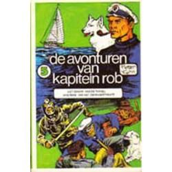Kapitein Rob pocket 05 Tweede reeks 1980