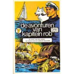 Kapitein Rob pocket 07 Tweede reeks 1980
