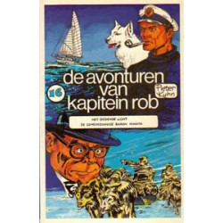 Kapitein Rob pocket 16 Tweede reeks 1982