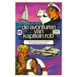 Kapitein Rob pocket 13 Tweede reeks 1981