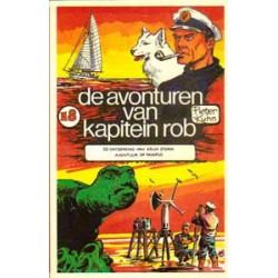 Kapitein Rob pocket 18 Tweede reeks 1982