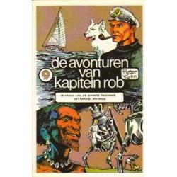 Kapitein Rob pocket 09 Tweede reeks 1981