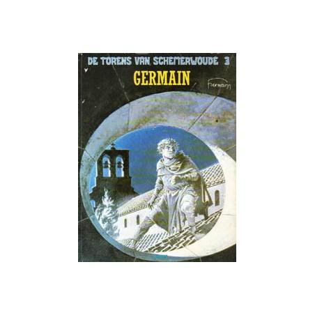 Torens van Schemerwoude 03 Germain 1e druk 1987