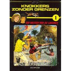 Knokkers zonder grenzen setje<br>Deel 1 t/m 4<br>1e drukken