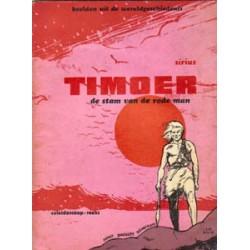 Timoer 01<br>Stam v/d rode man<br>herdruk 1976<br>Caleidoscoop