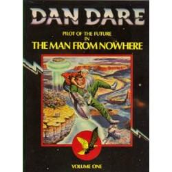 Dan Dare The man from nowhere 1979 engelstalig