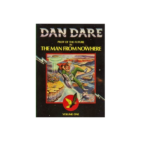 Dan Dare The man from nowhere 1979 engelstalig