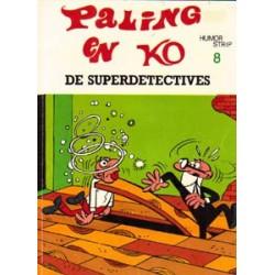 Paling en Ko 08#<br>De superdetectives<br>herdruk