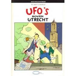 Jules & Ollie Utrecht Ufo's boven Utrecht 1e druk 1994