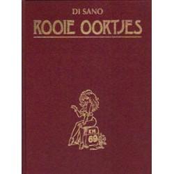 Rooie Oortjes Kennismakingsboek HC 1998
