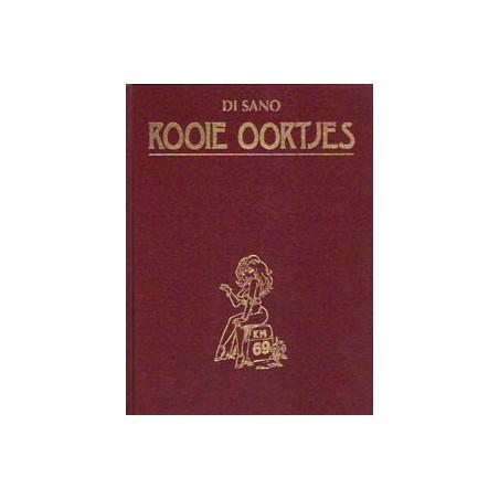Rooie Oortjes HC Lekturama Kennismakingsboek 1998