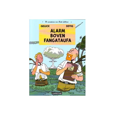 Scott Leblanc 01 Alarm boven Fangataufa