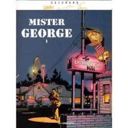 Getekend set<br>Mister George<br>deel 1 & 2 SC