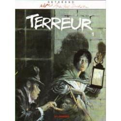 Getekend set<br>Terreur<br>deel 1 & 2 SC
