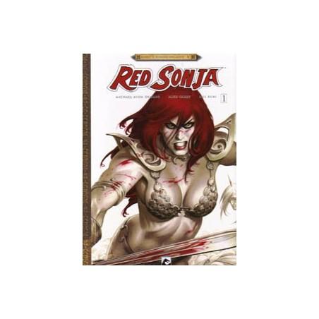 Red Sonja  01 HC