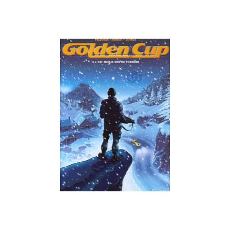 Golden Cup  04 HC Het meisje van de toendra
