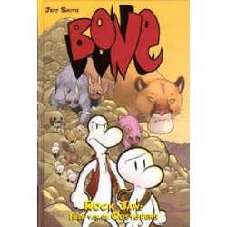 Bone 05 HC<br>Rock jaw: Heer van de Oostgrens