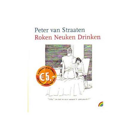 Van Straaten  pocket Roken, neuken, drinken (Rainbow editie)