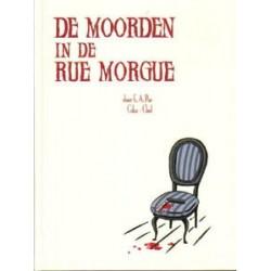 Moorden in de Rue Morgue HC<br>naar de roman van Edgar Allan Poe