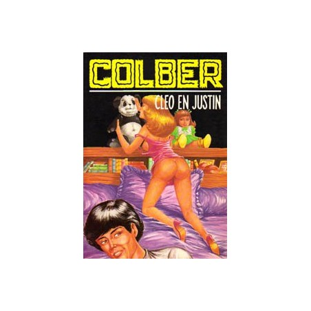 Zwarte reeks 028 Cleo en Justin 1e druk 1990