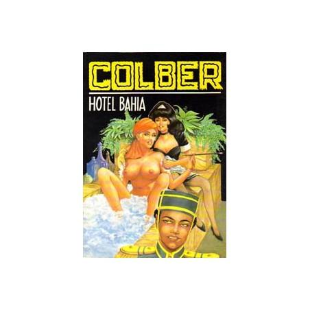 Zwarte reeks 029 Hotel Bahia 1e druk 1990