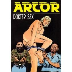 Zwarte reeks 051 Dokter Sex 1e druk 1991