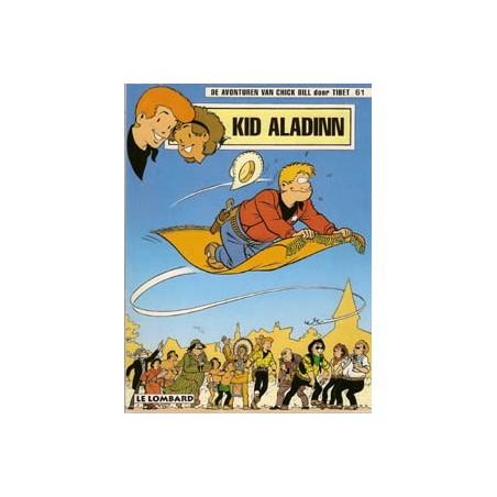 Chick Bill  61 Kid Aladinn