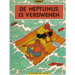 Chick Bill<br>12 - De Neptunus is verdwenen<br>herdruk Helmond