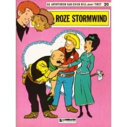Chick Bill<br>20 - Roze stormwind<br>herdruk