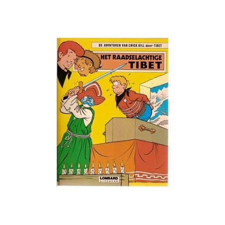 Chick Bill 24 - Het raadselachtige Tibet herdruk