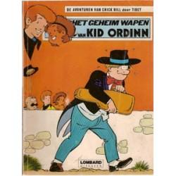 Chick Bill<br>25 - Het geheime wapen van Kid Ordinn<br>herdruk