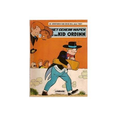 Chick Bill 25 - Het geheime wapen van Kid Ordinn herdruk