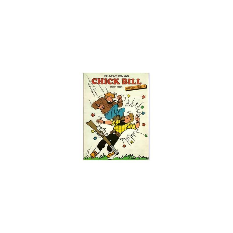 Chick Bill Special 4 1991