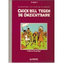 Chick Bill<br>Strip-tips 1 HC<br>Chick Bill tegen de onzichtbare